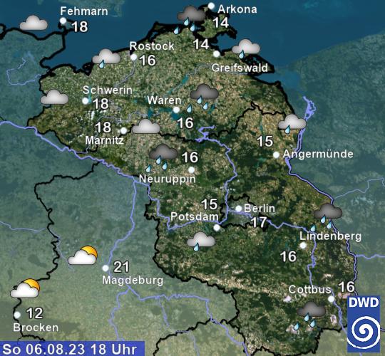 Wetter Aktuell Berlin